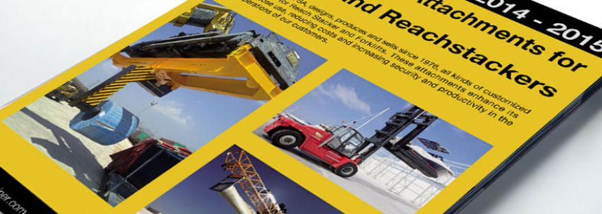 Forklift and Reachstackers