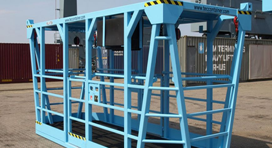 Personnel Safety Cages
